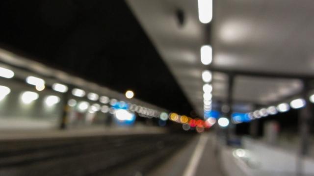 Blurry Station