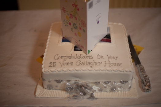 Gallagher House 25th Anniversary 2014